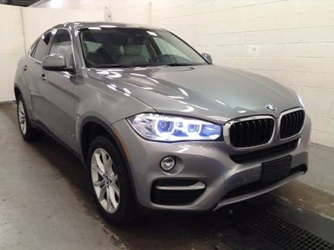 2016 BMW X6 for sale at 101 Auto Mall in South Richmond Hill NY
