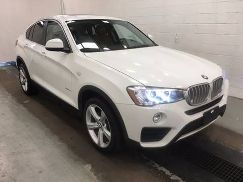 2017 BMW X4 for sale at 101 Auto Mall in South Richmond Hill NY