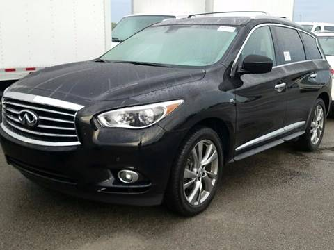 2014 Infiniti QX60 for sale at 101 Auto Mall in South Richmond Hill NY