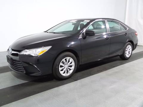 2015 Toyota Camry for sale at 101 Auto Mall in South Richmond Hill NY