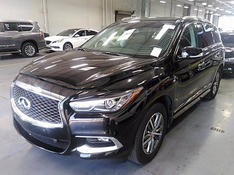 2016 Infiniti QX60 for sale at 101 Auto Mall in South Richmond Hill NY