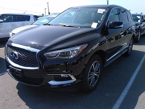 2017 Infiniti QX60 for sale at 101 Auto Mall in South Richmond Hill NY