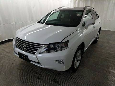 2015 Lexus RX 350 for sale at 101 Auto Mall in South Richmond Hill NY