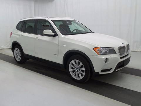 2014 BMW X3 for sale at 101 Auto Mall in South Richmond Hill NY