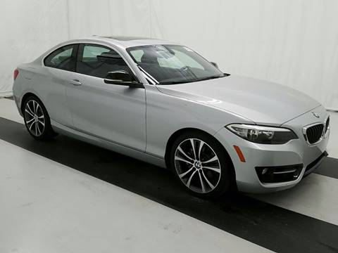 2014 BMW 2 Series for sale at 101 Auto Mall in South Richmond Hill NY