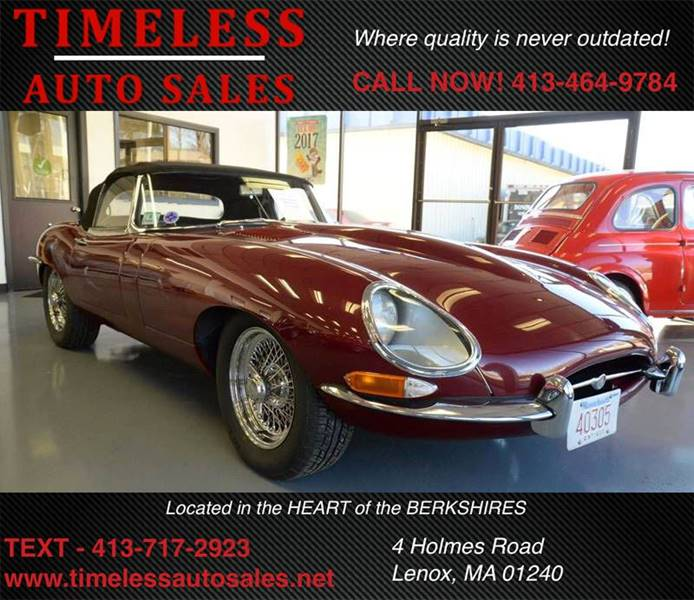 timeless auto sales used cars lenox ma dealer. Black Bedroom Furniture Sets. Home Design Ideas