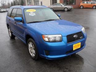 2008 Subaru Forester for sale in Richmond, ME