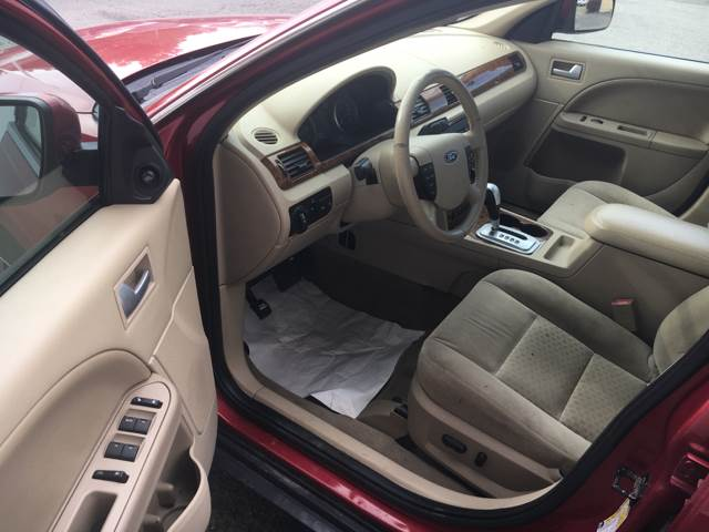 2007 Ford Five Hundred SEL 4dr Sedan - Steubenville OH