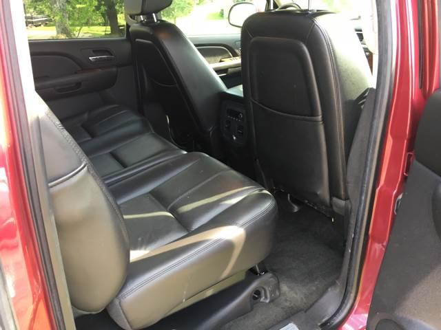2007 Chevrolet Avalanche LTZ 1500 4dr Crew Cab 4WD SB - Steubenville OH