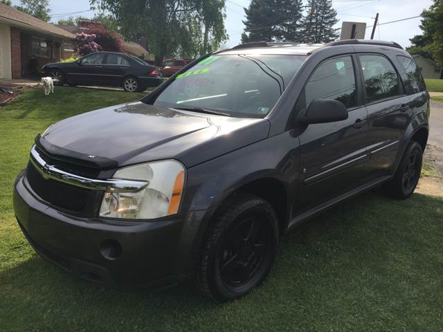 2007 Chevrolet Equinox AWD LS 4dr SUV - Steubenville OH