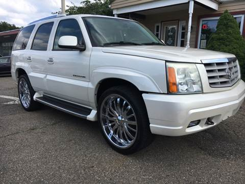 2004 Cadillac Escalade for sale in Steubenville, OH