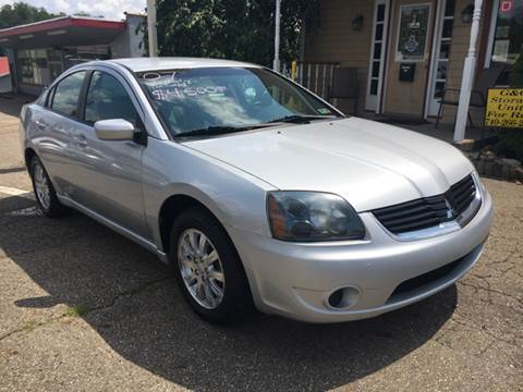 2007 Mitsubishi Galant for sale in Steubenville, OH