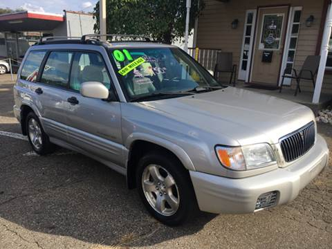2001 Subaru Forester for sale in Steubenville, OH