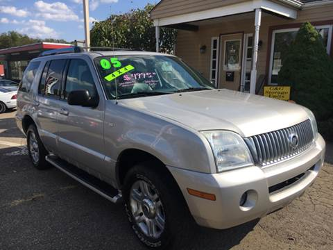 2005 Mercury Mountaineer for sale in Steubenville, OH