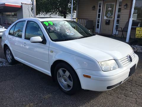1999 Volkswagen Jetta for sale in Steubenville, OH