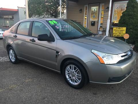 2008 Ford Focus for sale in Steubenville, OH
