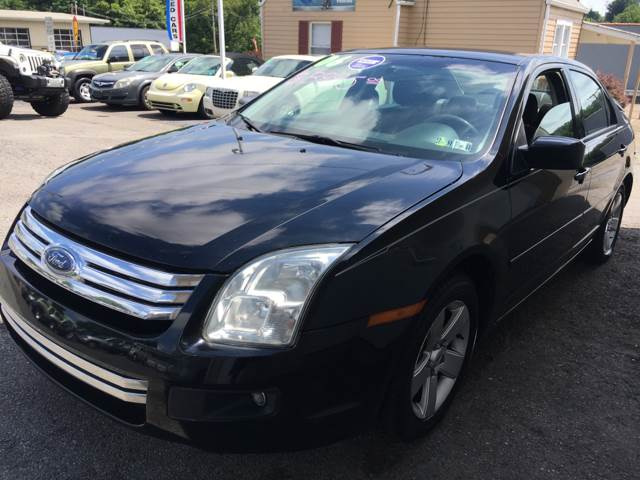 2006 Ford Fusion for sale at G & G Auto Sales in Steubenville OH