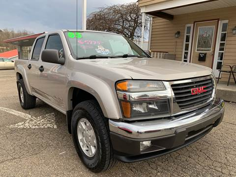 2005 GMC Canyon for sale in Steubenville, OH