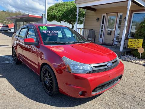 2010 Ford Focus for sale in Steubenville, OH