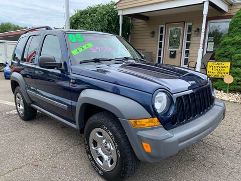 2005 Jeep Liberty for sale in Steubenville, OH