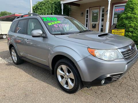 2010 Subaru Forester for sale in Steubenville, OH