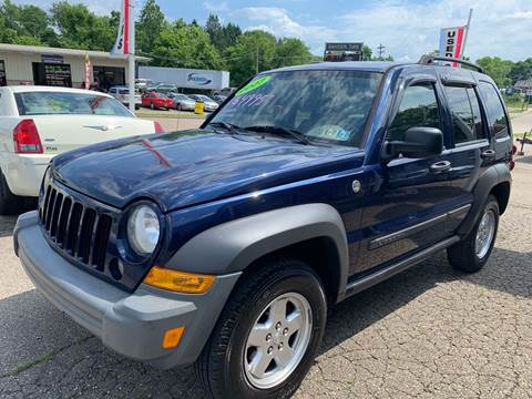 2007 Jeep Liberty for sale in Steubenville, OH