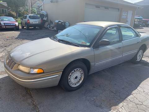 1995 Chrysler Concorde for sale in Steubenville, OH