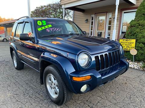 2003 Jeep Liberty for sale in Steubenville, OH