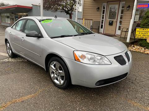 2009 Pontiac G6 for sale in Steubenville, OH