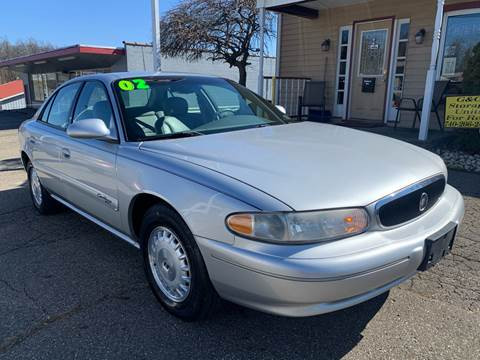 2002 Buick Century for sale at G & G Auto Sales in Steubenville OH