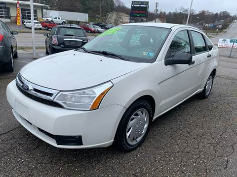 2010 Ford Focus S for sale at G & G Auto Sales in Steubenville OH
