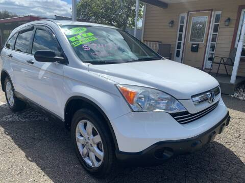 2008 Honda CR-V for sale at G & G Auto Sales in Steubenville OH