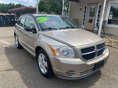 2009 Dodge Caliber for sale at G & G Auto Sales in Steubenville OH