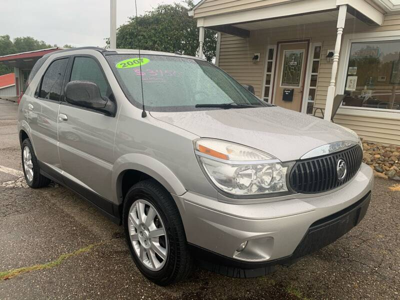 2007 Buick Rendezvous for sale at G & G Auto Sales in Steubenville OH