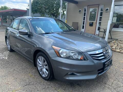 2011 Honda Accord for sale at G & G Auto Sales in Steubenville OH