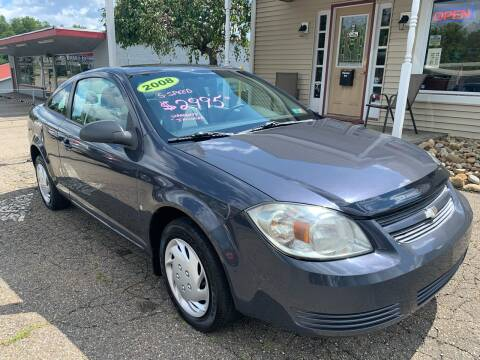 2008 Chevrolet Cobalt for sale at G & G Auto Sales in Steubenville OH