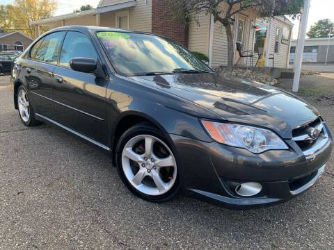 2009 Subaru Legacy for sale at G & G Auto Sales in Steubenville OH