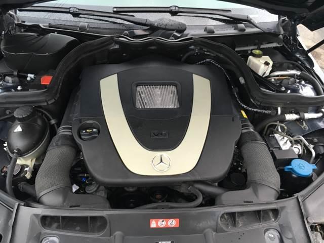 2008 Mercedes-Benz C-Class AWD C300 Sport 4MATIC 4dr Sedan - Steubenville OH