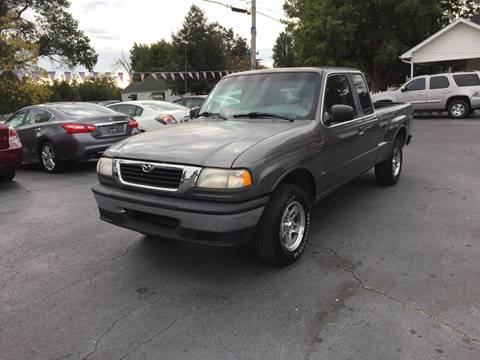 2000 Mazda B-Series Pickup for sale in Martin, TN
