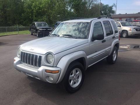 2003 Jeep Liberty for sale in Martin, TN