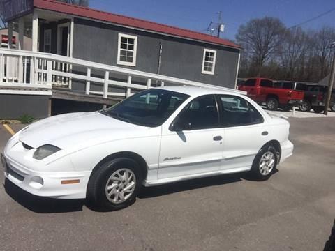 2001 Pontiac Sunfire for sale in Martin, TN