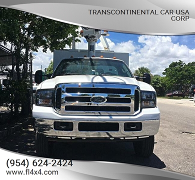 2002 Ford F-450 for sale in Fort Lauderdale, FL