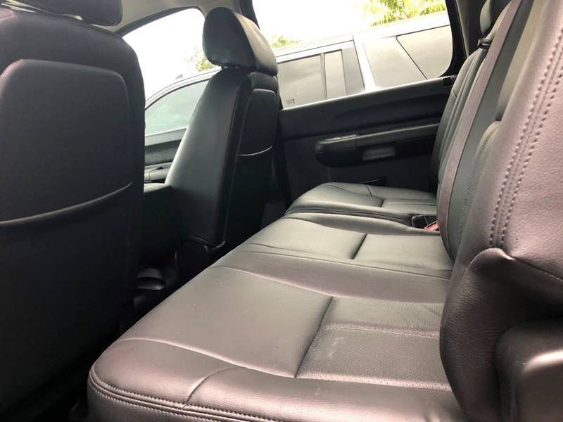 2008 GMC Sierra 1500 Black Leather Interior, Very good condition! - Fort Lauderdale FL