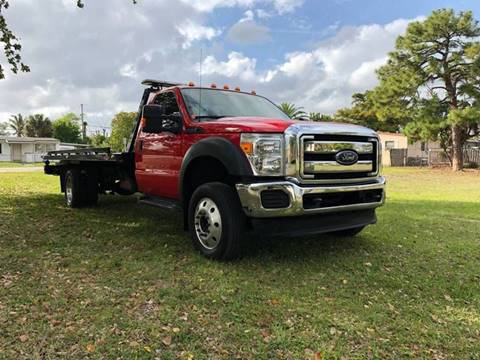 2016 Ford F-550 Super Duty for sale in Fort Lauderdale, FL