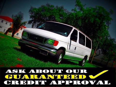 2005 Ford E-Series Wagon for sale in Fort Lauderdale, FL