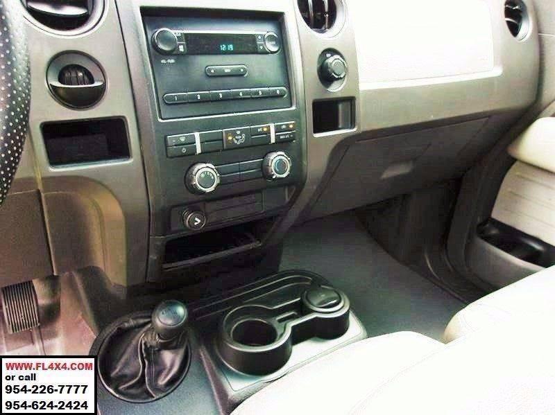 2009 Ford F-150 4x4  Extended Cab. V8  4.6L Pick Up - Fort Lauderdale FL