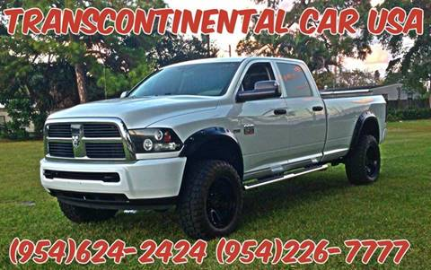 2011 RAM Ram Pickup 2500 for sale in Fort Lauderdale, FL