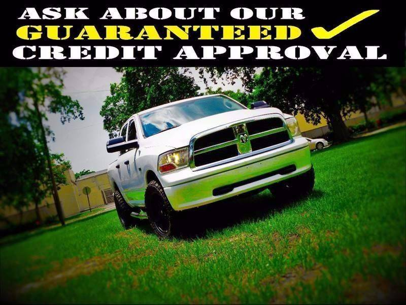 2011 RAM Ram Pickup 1500 for sale at Transcontinental Car USA Corp in Fort Lauderdale FL