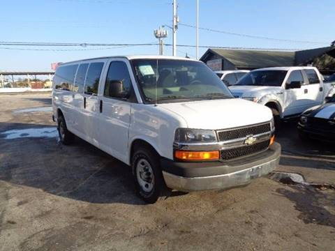 2012 Chevrolet Express Passenger for sale in Fort Lauderdale, FL