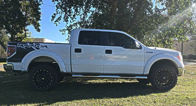 2010 Ford F-150  - Fort Lauderdale FL